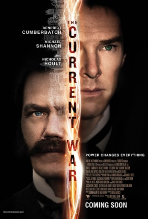 The Current War Film Poster