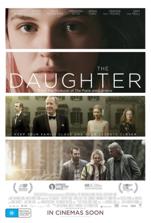 The Daughter Film Poster