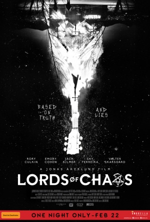 Lords of Chaos Film Poster