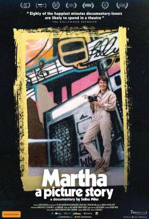 Martha: A Picture Story Film Poster