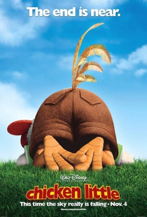 Chicken Little Film Poster
