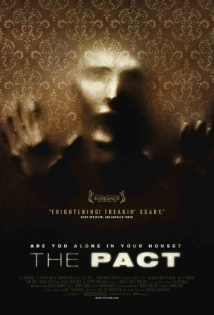 The Pact (2012) Film Poster