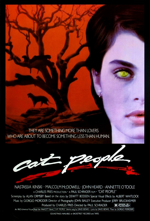 Cat People (1982) Film Poster
