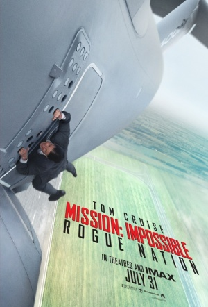 Mission: Impossible - Rogue Nation Film Poster
