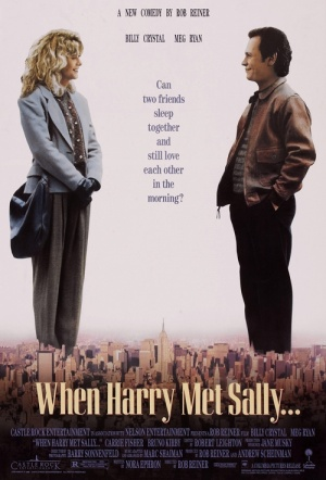 When Harry Met Sally Film Poster