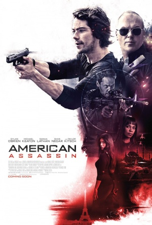 American Assassin Film Poster