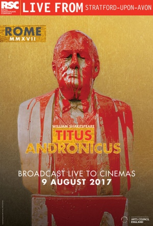 Royal Shakespeare Company: Titus Andronicus Film Poster