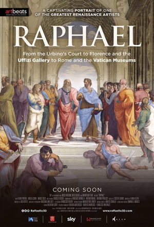 Raphael: The Lord of the Arts Film Poster
