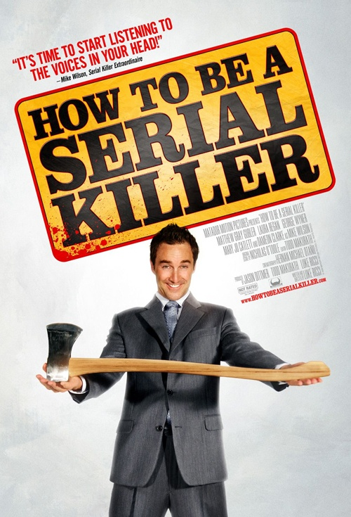 How To Be A Serial Killer Film Poster