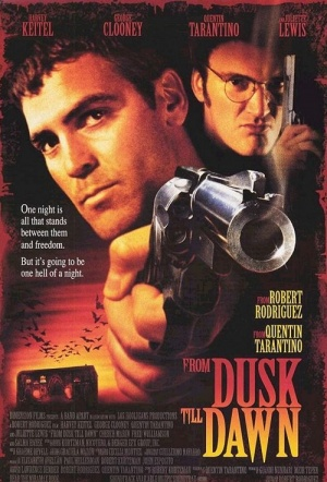 From Dusk Till Dawn Film Poster