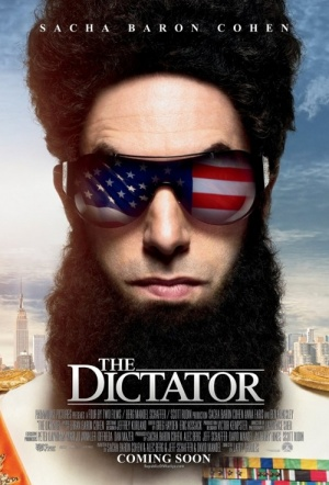 The Dictator Film Poster