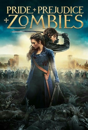 Pride and Prejudice and Zombies Film Poster
