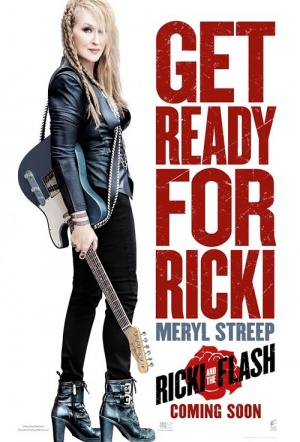 Ricki and the Flash Film Poster