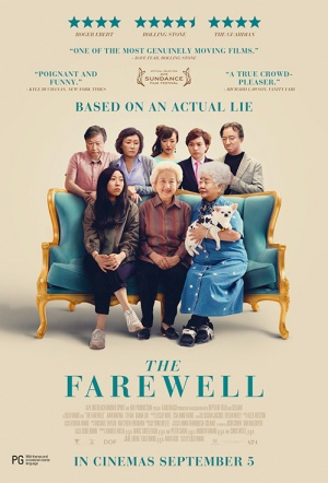 The Farewell Film Poster