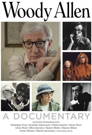Woody Allen: A Documentary Film Poster