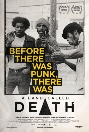 A Band Called Death Film Poster