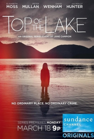 Top Of The Lake Film Poster