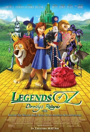 Legends of Oz: Dorothy's Return Film Poster