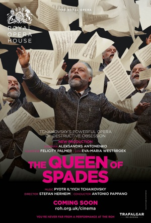 Royal Opera House: The Queen of Spades Film Poster