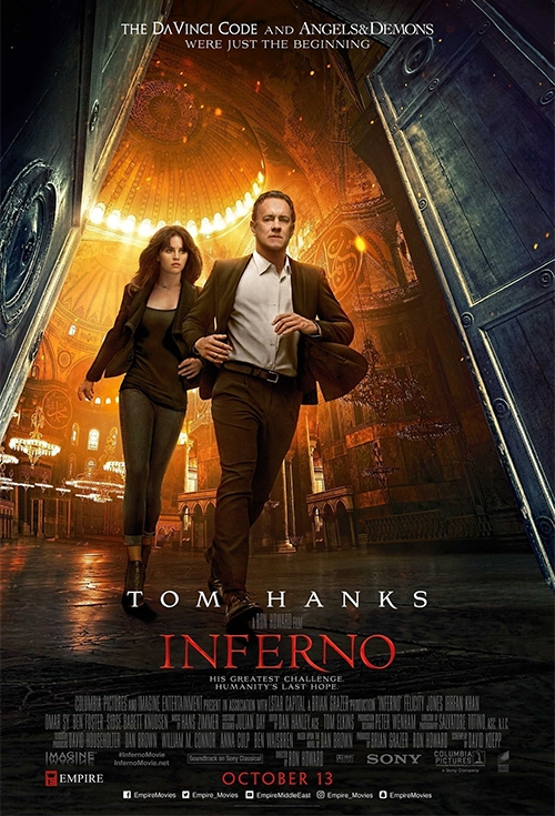 Inferno | Where to watch streaming and online | Flicks.co.nz
