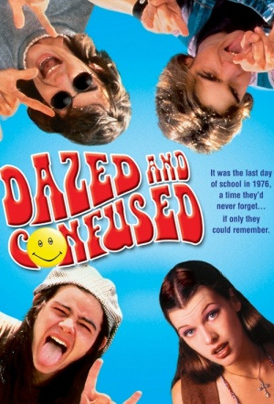 Dazed and Confused Film Poster