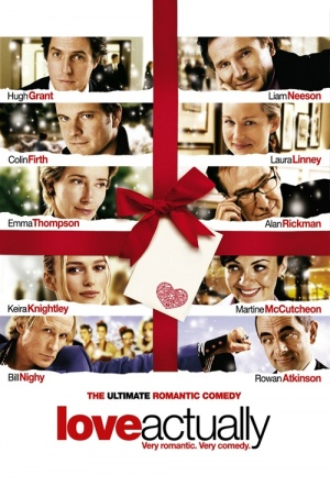 Love Actually Film Poster