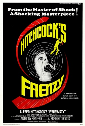 Frenzy Film Poster