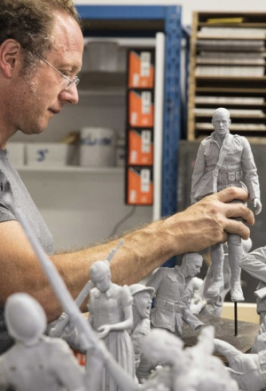 A Sculptor's Journey Film Poster