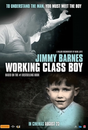 Jimmy Barnes: Working Class Boy Film Poster