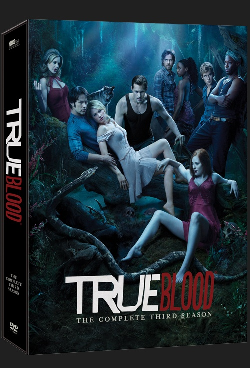 True Blood: Season 3 Film Poster