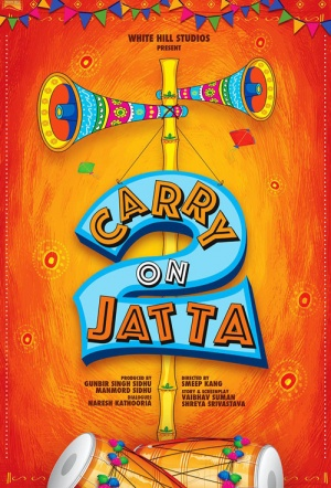 Carry on Jatta 2 Film Poster