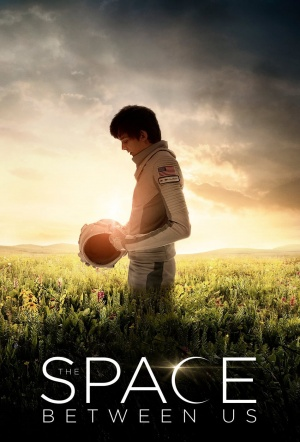 The Space Between Us Film Poster