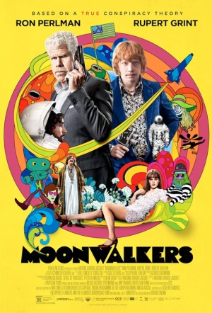 Moonwalkers Film Poster