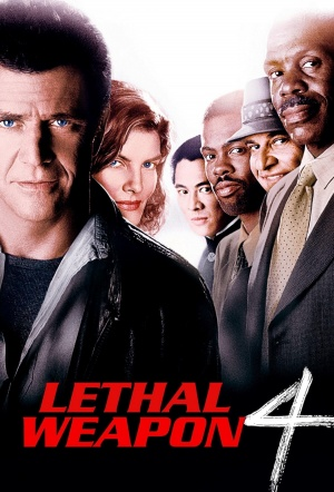 Lethal Weapon 4 Film Poster