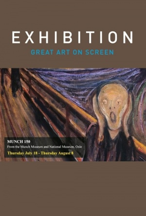 Exhibition: Munch 150 Film Poster
