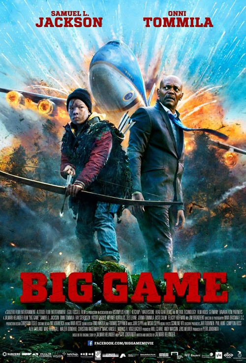 Big Game Film Poster