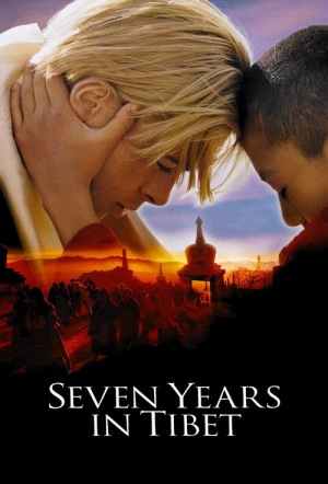 Seven Years in Tibet Film Poster