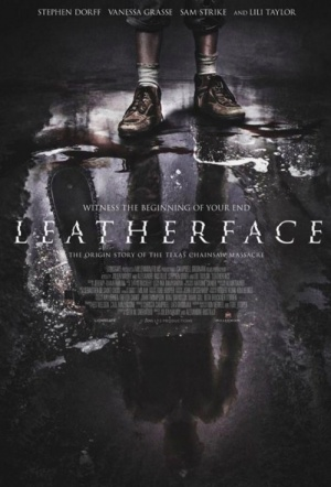 Leatherface Film Poster