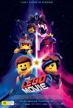The LEGO Movie 2 3D: The Second Part