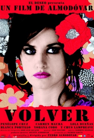 Volver Film Poster