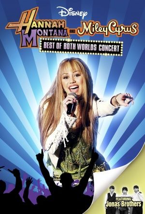 Hannah Montana: Best of Both Worlds Concert Tour