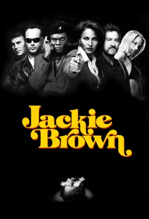 Jackie Brown Film Poster