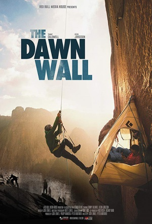 The Dawn Wall Film Poster