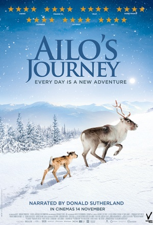 Ailo's Journey Film Poster
