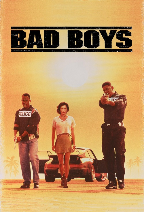Bad Boys Film Poster