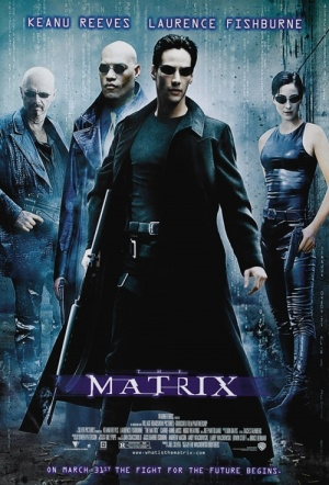 The Matrix Film Poster