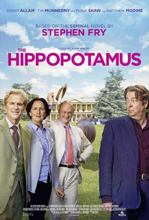 The Hippopotamus Film Poster