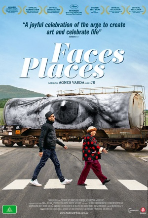 Faces Places Film Poster
