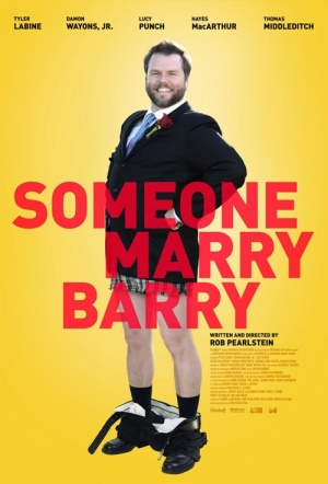 Someone Marry Barry Film Poster