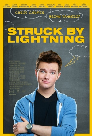 Struck by Lightning Film Poster
